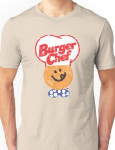 Burger Chef Unisex T-Shirt