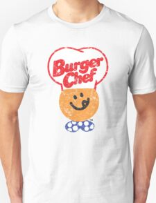 Burger Chef Unisex T-Shirt