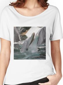 Dolphin20150504 Women's Relaxed Fit T-Shirt