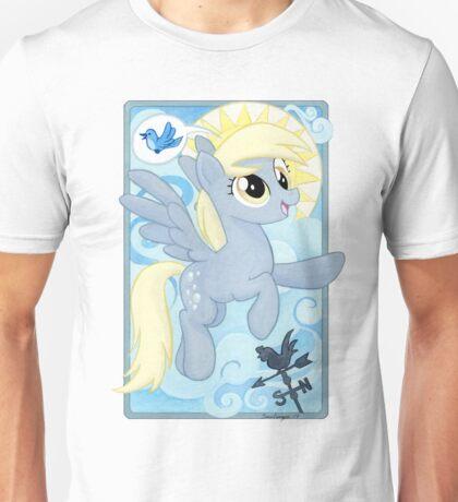 Winter Wrap Up Unisex T-Shirt