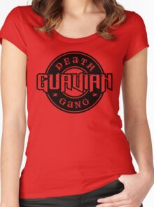 Guavian Death Gang Women's Fitted Scoop T-Shirt