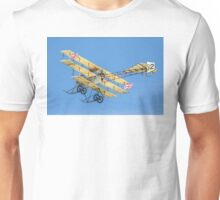 1911 Roe V Triplane replica G-ARSG Unisex T-Shirt