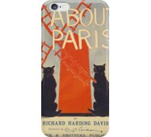 About Paris iPhone Case/Skin