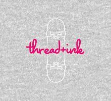 thread+ink #11 Zipped Hoodie