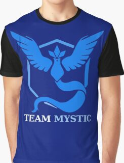 Pokemon GO - Team Mystic Graphic T-Shirt