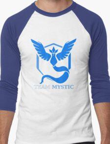 Pokemon GO - Team Mystic Men's Baseball ¾ T-Shirt