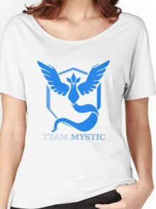 Pokemon GO - Team Mystic Women's Relaxed Fit T-Shirt