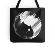When Two Worlds Collide Tote Bag