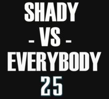 Shady vs. Everybody by ed73