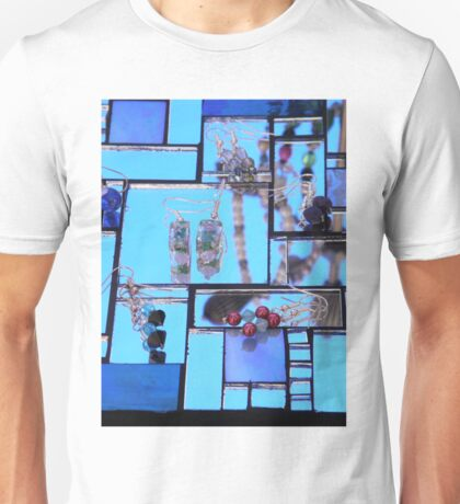Jewellery  in The Mirror Unisex T-Shirt