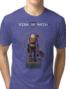 Risk of Rain commando! Tri-blend T-Shirt