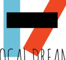 Power To The Local Dreamer Sticker