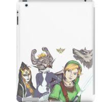 Zelda: Twilight Princess Fan Art iPad Case/Skin