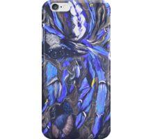 Poecilotheria metallica iPhone Case/Skin