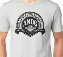 American Newspaper Delivery Guild Unisex T-Shirt