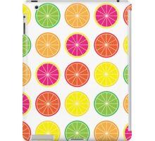 Citrus burst iPad Case/Skin