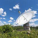 Algonquin Park Radio Observatory by Josef Pittner