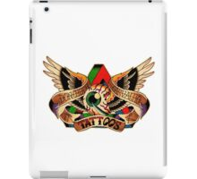 Don Chuck Carvalho iPad Case/Skin