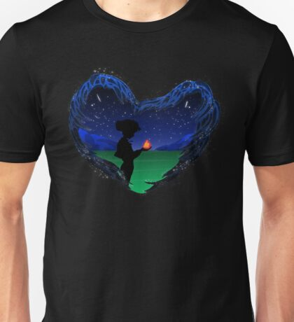 Howl meets Calcifer Unisex T-Shirt