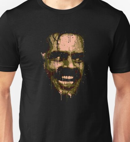 Jack - Here's Johnny!  Unisex T-Shirt
