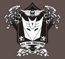 All Hail Megatron Kids Clothes
