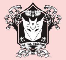 All Hail Megatron One Piece - Short Sleeve