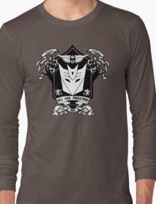 All Hail Megatron Long Sleeve T-Shirt
