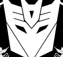 All Hail Megatron Sticker