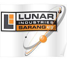 Lunar Industries Poster
