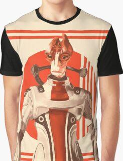 Scientist Salarian Graphic T-Shirt