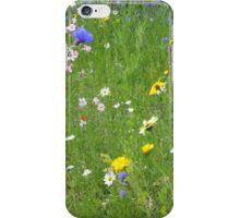 Wild meadow iPhone Case/Skin