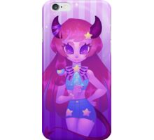 Star Devil iPhone Case/Skin