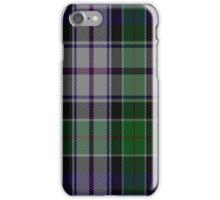 01050 Colquhoun Dress Clan/Family Tartan  iPhone Case/Skin