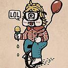 LOL - Vintage Shirt by RonanLynam
