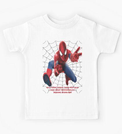 The Amazing Spider Man Kids Tee