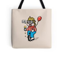 LOL - Vintage Shirt Tote Bag