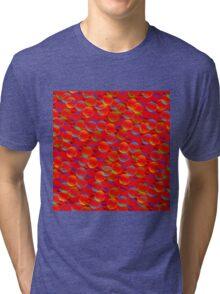 Bubbles of Color Tri-blend T-Shirt