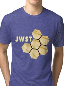 JWST Instrument Team Logo for Dark Colors Tri-blend T-Shirt