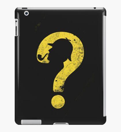 In His Own Atmosphere iPad Case/Skin