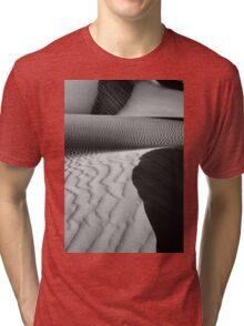Dune Patterns, Western Australia Tri-blend T-Shirt