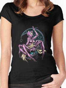 Moon Goddess Women's Fitted Scoop T-Shirt