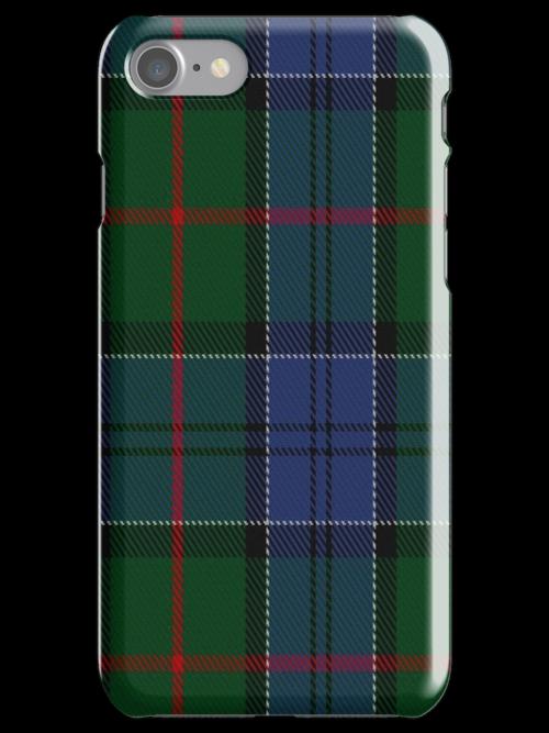01047 Colquhoun Clan/Family Tartan  by Detnecs2013