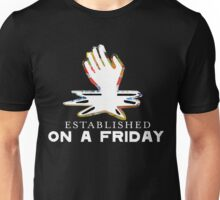 Radiohead - ON A FRIDAY Unisex T-Shirt