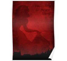 Snow White inspired design (Part 1 of 3). Poster