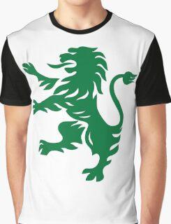 Lisbon Lion Graphic T-Shirt