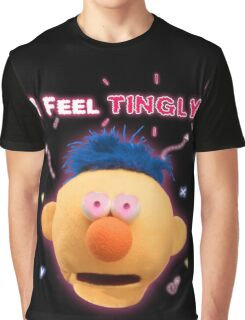 DHMIS - Tingly Don't Hug Me I'm Scared 3 Graphic T-Shirt