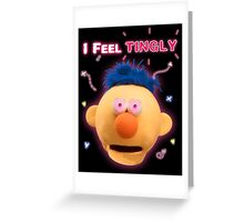 DHMIS - Tingly Don't Hug Me I'm Scared 3 Greeting Card