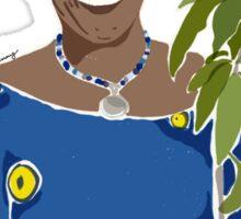 Wangari Maathai limited edition Sticker