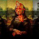 Mona on Camera. by Andy Nawroski