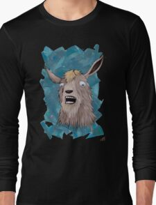 Goats That Sound Like People Long Sleeve T-Shirt